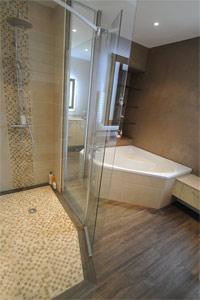 Douches et baignoires - EVM Création