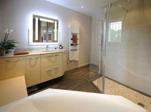 Aménagement de salles de bains - EVM Création