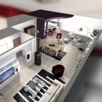 Modélisation de vos projets en 3D réaliste