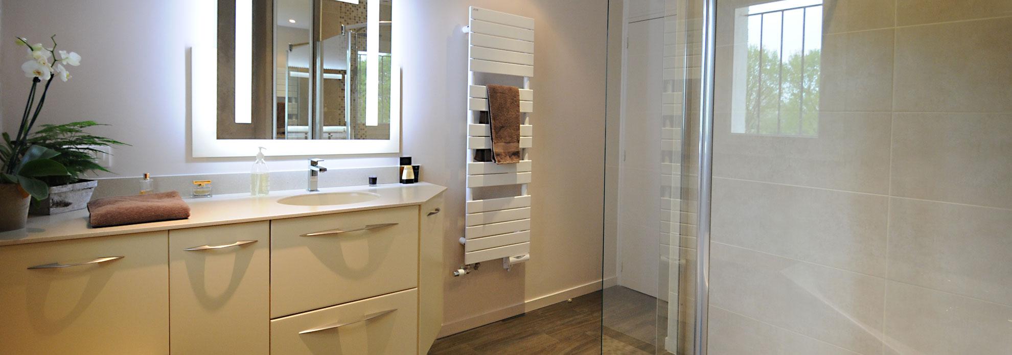 Votre salle de bains sur mesure