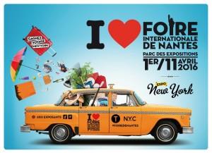 Foire de Nantes 2016 EVM Création