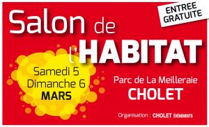 Salon Habitat Cholet EVM Création