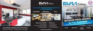 Portes ouvertes EVM Création Plaquette 1