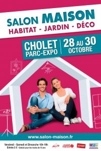 Affiche Salon Maison Cholet 2016