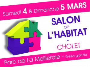 Salon de l'habitat Cholet 2017