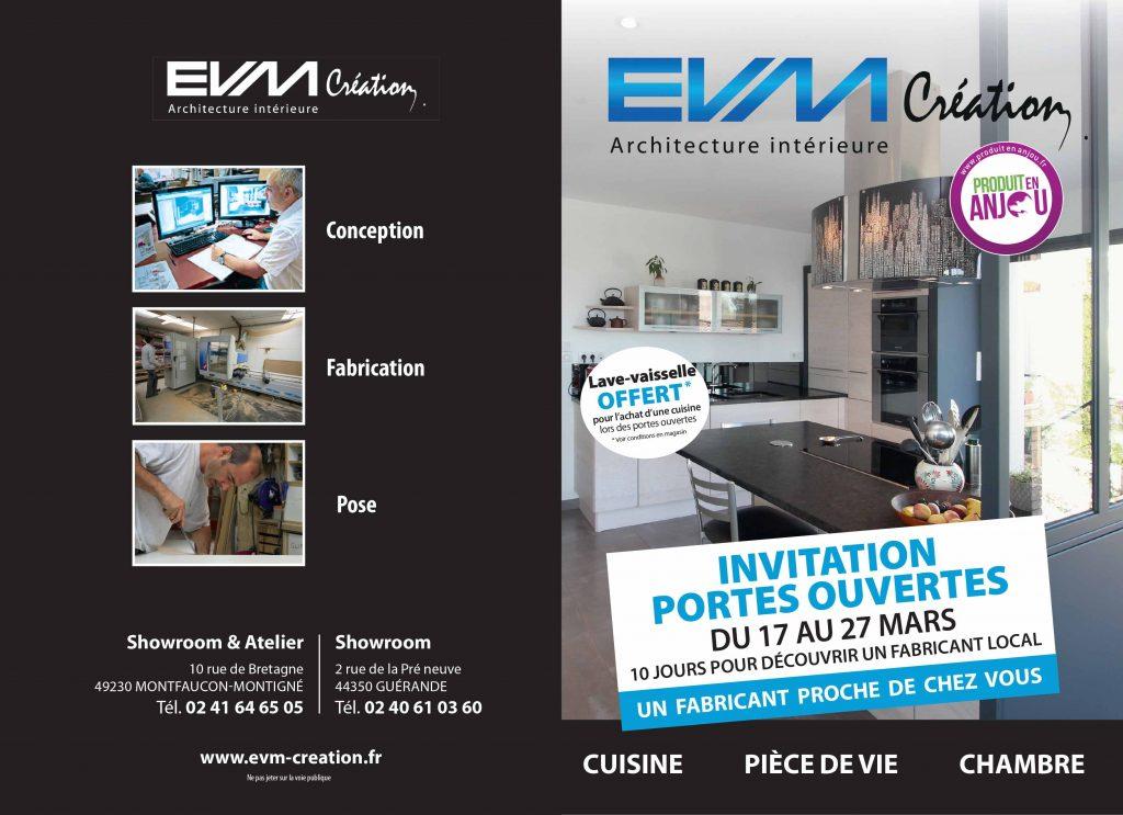 Portes ouvertes 2017 EVM Création