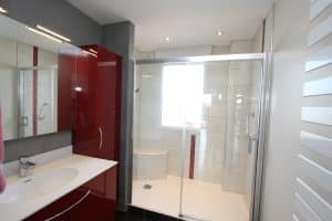 Intérieur salle de bains - EVM Création